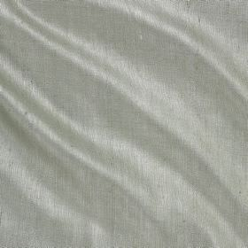 Vienne Silk - Duck Egg - Luxurious, elegant fabric made from silk and viscose with a lustrous silver coloured finish