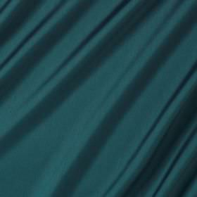 Connaught Silk - Bali - Rich aquamarine coloured fabric blended from a combination of silk and wool