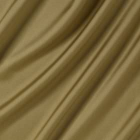 Connaught Silk - Cardamon - Luxurious, slightly shiny olive green coloured fabric made from a combination of silk and wool