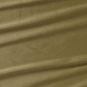 Diffusion Silk - Florence - Plain dull gold coloured fabric made entirely from silk