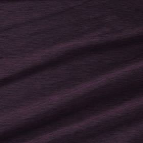 Diffusion Silk - Prune - Dark aubergine coloured fabric made entirely from silk which has been flecked with dark grey
