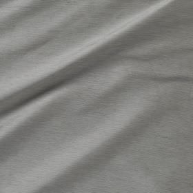 Diffusion Silk - Silver Lining - Folds of fabric made entirely from silk in a light shade of grey
