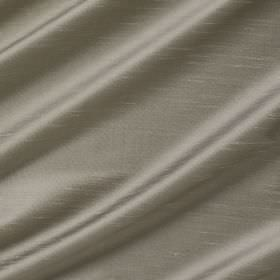 Astor - Koi - Luxurious ash grey coloured 100% polyester fabric finished with a subtle sheen