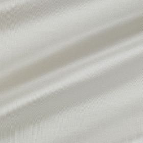 Breeze - Fog - 100% polyester fabric made in bright, elegant, sophisticated white