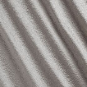 Ripple - Emery - Pale grey-white coloured fabric made with a mixed nylon, cotton and acrylic content