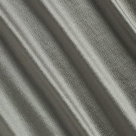 Ripple - Green Earth - A luxurious sheen finishing silver coloured fabric made from a combination of nylon, cotton and acrylic
