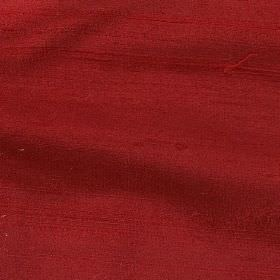 Handwoven Silk - Emperor Red - Fabric made from 100% silk in a dusky shade of blood red