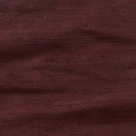 Handwoven Silk - Claret - 100% silk fabric made in a very rich shade of chocolate brown