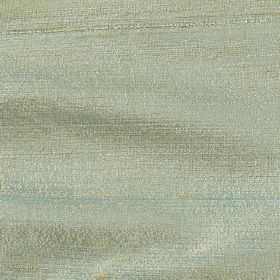 Handwoven Silk - Green Haze - Unpatterned seafoam coloured fabric made from 100% silk