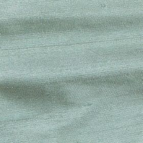 Handwoven Silk - Lagoon - Duck egg blue coloured 100% silk fabric
