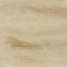 Handwoven Silk - Mango - Fabric made from light honey coloured 100% silk