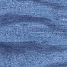 Handwoven Silk - Gulf - Blue lagoon coloured fabric made from 100% silk