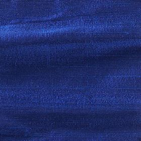 Handwoven Silk - Royal - 100% silk fabric made in a bright but deep shade of midnight blue