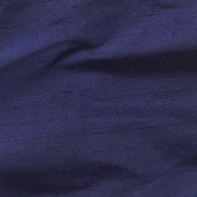 Handwoven Silk - Marine - 100% silk fabric made in a plain but very dark shade of purple