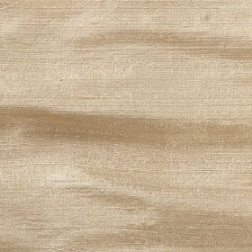 Handwoven Silk - Bamboo - Fabric made from 100% silk the colour of beech