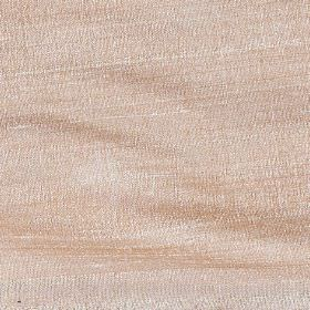 Handwoven Silk - Pale Peach - Pale blush pink coloured 100% silk fabric