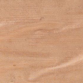 Handwoven Silk - Buff - Fabric made from pale carrot coloured 100% silk