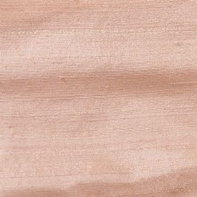 Handwoven Silk - Dark Peach - 100% silk fabric made in a plain shade of pale salmon pink