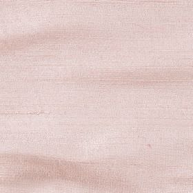 Handwoven Silk - Candy - Very pale baby pink coloured 100% silk fabric
