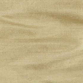 Handwoven Silk - Straw - Plain wheat coloured fabric made from nothing but silk
