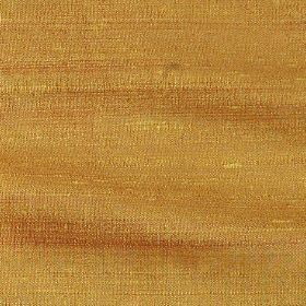 Handwoven Silk - Honey - 100% silk fabric made in a plain shade of pumpkin orange