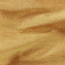 Handwoven Silk - Gold - Fabric made from 100% silk in a rich honey colour