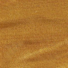 Handwoven Silk - Mustard - Fabric made from plain burnt orange coloured 100% silk