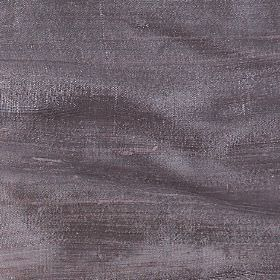 Handwoven Silk - Beaver - Some slightly thicker threads pulling through in a purple-grey coloured 100% silk fabric