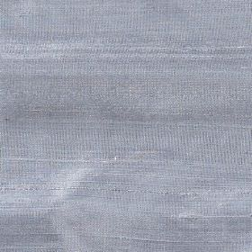 Handwoven Silk - Sky - A few slightly thicker threads running through light lilac coloured 100% silk fabric