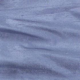 Handwoven Silk - Blue Bell - Fabric made entirely from violet coloured silk