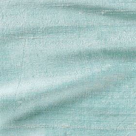 Handwoven Silk - Shimmer Green - Fabric made entirely from silk in a light shade of jade