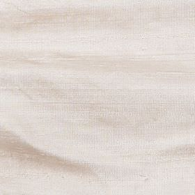 Handwoven Silk - Peach Blossom - Parchment coloured 100% silk fabric