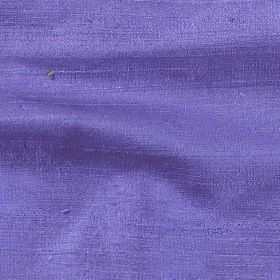 Handwoven Silk - Iris - Vivid purple coloured fabric made entirely from silk