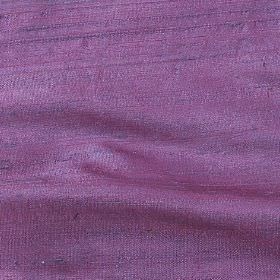 Handwoven Silk - Sorbet - Fuschia coloured 100% silk fabric which features a few threads in a darker shade of purple