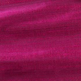 Handwoven Silk - Wild Rose - Bright cerise coloured fabric made entirely from unpatterned silk