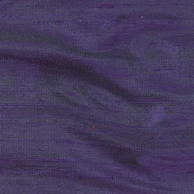 Handwoven Silk - Montana - 100% silk fabric woven from dusky purple and dark grey threads