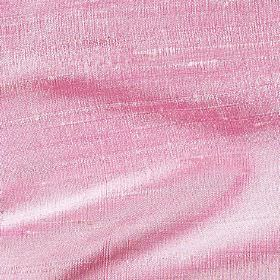 Handwoven Silk - Candy Floss - 100% silk fabric woven from light baby pink and white threads