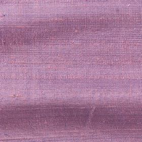 Handwoven Silk - Wild Orchid - Fabric woven from 100% silk threads in light shades of pink and purple