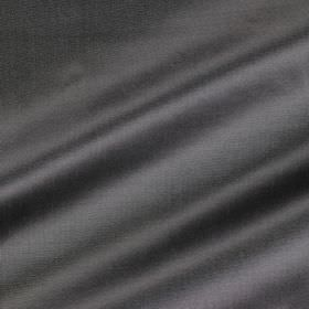 Imperial Silk - Anthracite - Luxurious midnight blue coloured fabric made entirely from silk