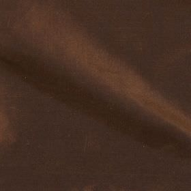Imperial Silk - Tobacco - Fabric made from 100% silk in a colour that's a blend of chestnut brown and grey