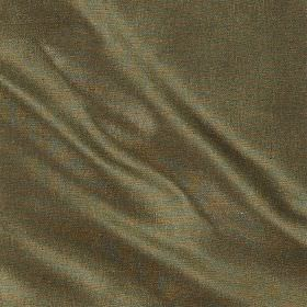 Imperial Silk - Olive - Silver coloured fabric made entirely from unpatterned silk