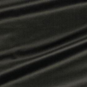 Imperial Silk - Loden - Fabric made from plain jet black coloured silk