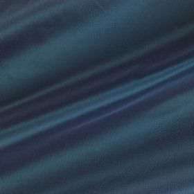 Imperial Silk - Nocturne - 100% silk fabric made in a plain shade of sapphire blue