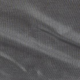 Imperial Silk - Silver - Fabric made from steel grey coloured 100% silk