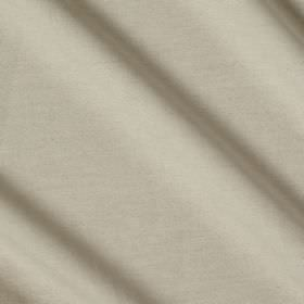 Linenfold - Natural - Paper white coloured fabric blended from linen and cotton