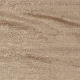 Orissa Silk - Amaretto - Mocha brown coloured fabric made with a 100% silk content