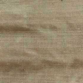 Orissa Silk - Pewter - 100% silk fabric made with a plain light grey coloured finish