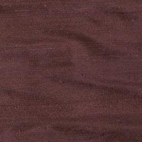 Orissa Silk - Fig - Aubergine purple coloured 100% silk fabric