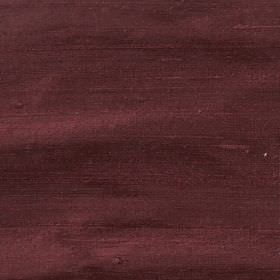 Orissa Silk - Claret - Fabric made in a dark purple colour from 100% silk