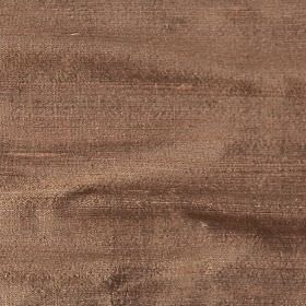 Orissa Silk - Fudge - Copper-pink coloured fabric made entirely from silk
